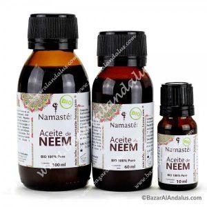 Aceite BIO de Neem